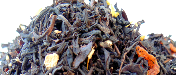 Peachy Ginger CBD Black Tea