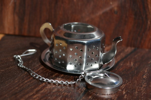 Stainless Steel Infuser Tea Pot